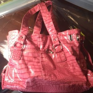 Bags - Large Pink Purse